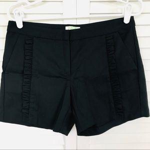 Jade Melody Tam Black Dress Shorts Size 4